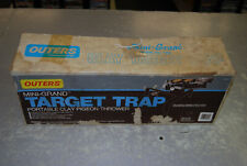 Vtg Outers Mini-Grand Target Trap Portable Clay Pigeon Thrower Model 1000 Usa