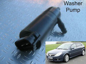 Headlamp/headlight Washer Pump Vauxhall Signum 2005 to 2008 Elite Xenons fitted