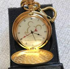 Tokyo Disney Sea Hotel MiraCosta Limited Super Rare Micky Mouse Pocket watch
