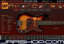 IK Multimedia MODO BASS Bass Guitar Plugin Crossgrade eDelivery JRR Shop