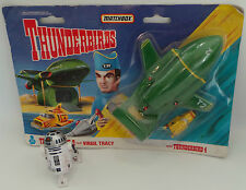 THUNDERBIRDS : DIE CAST SET BY MATCHBOX - 1992 - THUNDERBIRD 2 & THUNDEBIRD 4