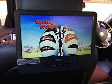 """9"""" Car Headrest DVD Player In Car Portable DVD Player 9 inch Mounting Kit AV in"""
