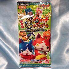 Yo-kai Watch Toritsuki inspirit Card Battle Booster pack - Japanese Series 4