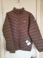 Columbia Men's Titanium Valley Ridge Jacket Small Green NWT $120 Retail