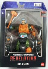 Les Maitres de l'Univers Masterverse - Revelation Man-At-Arms