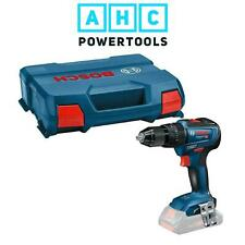 Bosch GSB 18V-55 18V Brushless Combi Drill with L-Case - Body Only