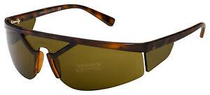 Versace Sunglasses VE 4349 526773 39 Tortoise Frame | Brown Lens