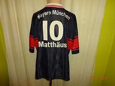 """FC Bayern München Original Adidas Trikot 1997-1999 """"OPEL"""" + Nr.10 Matthäus Gr.L"""