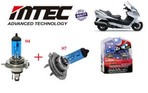 mtec MT440+439 Lampade Suzuki Burgman K7   h7+h4