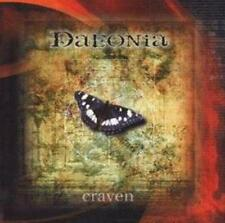 DAEONIA - Craven - CD - Neu - Goth Rock