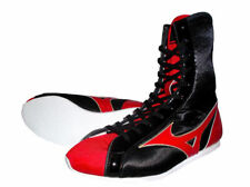 Mizuno Boxing Shoes Mid Black x Red Made in Japan Bto New free shipping Japan