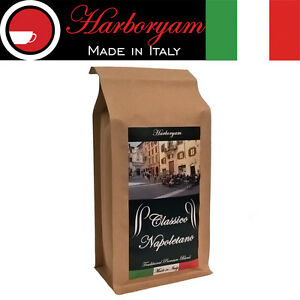 Harboryam - Ground coffee - Classic blend traditionally made in Italy