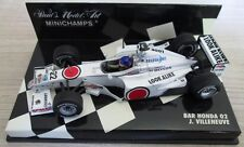 F1 1/43 BAR 02 HONDA VILLENEUVE 2000 MINICHAMPS