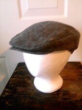 Vintage Dorfman Pacific Handmade Scala Classica Gray Medium Cabbie Hat