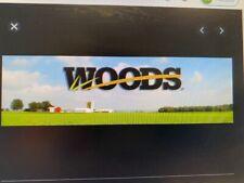 Woods Backhoe Pin Genuine Oem 55238 Bh108 Bh6500 Bh7500 Bh90x