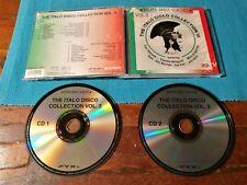 Italo Disco Collection Vol. 3 - Den Harrow/Laszlo/Valerie Dore 2x Cd Eccellente