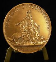 Medal 1975 Louis XIV 1664 Establishment Manufactures Minerva Locupletatrix