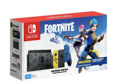 NINTENDO SWITCH FORNITE CONSOLE SEALED NEW IN BOX