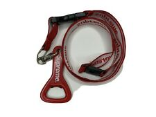 Supreme Lanyard Bottle Opener Red SS 14 Accessories Box Logo Relief Motion