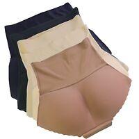 Push Up Slip Po Pants Mieder Former Hotpants Gr M Crem