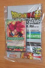 Cartes Dragon Ball Super Card Game / Carddass FR - starter deck demo