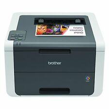 NIB Brother Printer HL 3140CW Digital Color Printer with Wireless Networking