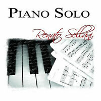 """RENATO SELLANI """"PIANO SOLO"""" CD Jazz musica popolare"""