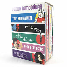 Coffret 5 DVD Pedro Almodovar Volver, La Mauvaise Education Integrale 1998 2009