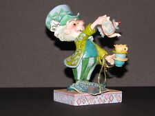 "Disney Traditions Mad Hatter Figurine "" A Spot Of Tea� Jim Shore 6001273"