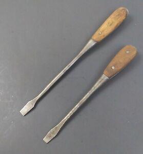 Vintage Perfect Handle Screwdrivers