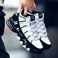 Men's Running Sport Training Anti skid Shock Absorbing Basketball Athletic Shoes