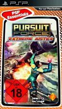 Pursuit Force: Extreme Justice PSP Neu & OVP