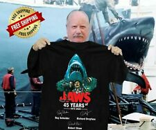 JAWS - 45 YEARS OF 1975-2020 ANNIVERSARY 10 SHIRT