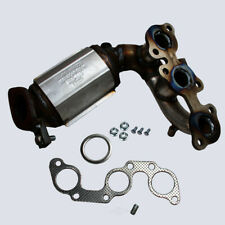 Exhaust Manifold with Integrated Catalytic Converter Left WD Express