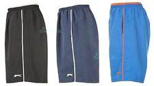 Mens Slazenger Woven Swim Shorts Trunks S-2xl Swimming/summer/holiday Blue 2xl