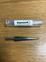 Format HSS 4-12mm Step Drill