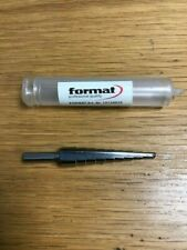 Format HSS 4-12mm Step Drill
