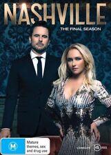 NASHVILLE : Season 6 Final : NEW DVD