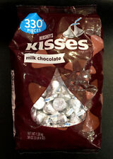 Hersheys Kisses Milk Chocolates 1.58kg Bulk - Hershey's Kisseshw