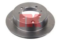 Brake Disc (2 Pcs) - NK 203024
