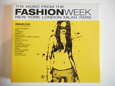 FASHION WEEK : NEW YORK LONDON MILAN PARIS ( 2 CD ) [ CD ALBUM ] - PORT GRATUIT