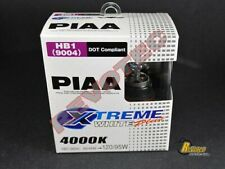 Piaa HB1 9004 Xtreme White Plus Halogen Replacement Bulbs Twin Pack 19614