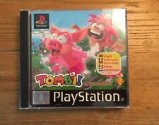 Tombi! (Tomba!) (Sony Playstation 1, PS2, PSX) Super Selten!