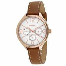 28f8b18a6d31 Relojes de pulsera Fossil de piel