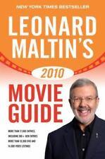 Leonard Maltin's 2010 Movie Guide by Leonard Maltin (2009, Paperback)