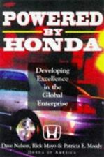 Powered by Honda: Developing Excellence in the Global Enterprise