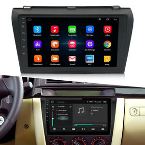 """9"""" Fit For Mazda 3 2004-2009 Android 9.1 Radio Stereo GPS Navigation with Canbus"""