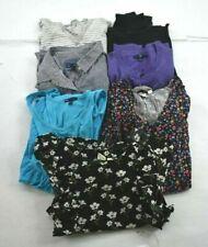 Wholesale Lot of 7 Women's Medium Gap Casual Everyday Tops Blouses Shirts