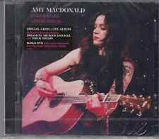 AMY MACDONALD Under Stars Live In Berlin SPECIAL 2-DISC CD & DVD NEW SEALED