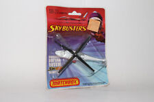 MATCHBOX SKY BUSTERS #SB-20 POLICE HELICOPTER, NEW IN BOX